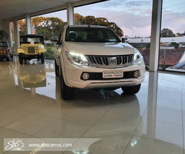 L200 TRITON 2.4 16V TURBO DIESEL SPORT HPE TOP CD  2018